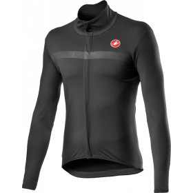 Castelli Goccia Jacket - Dark Gray