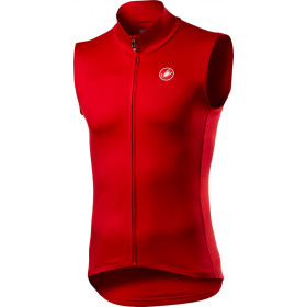 Castelli Pro Thermal Mid Vest - Red