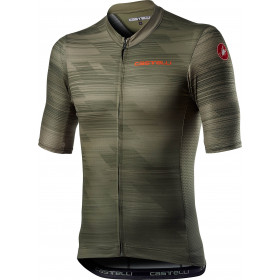 Castelli Rapido Jersey - Military Green