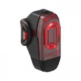 Lezyne ktv drive lumière arrière 10 lumen noir