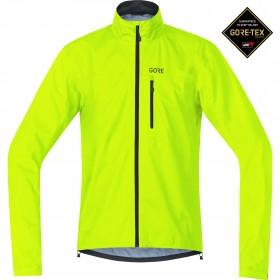 Gore C3 gore-tex active veste imperméable neon jaune