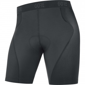 Gore C5 liner cuissard court noir