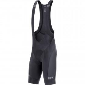 Gore C5 cuissard de cyclisme courtes à bretelles noir