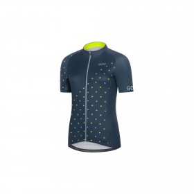Gore C3 maillot de cyclisme manches courtes femme deep water bleu cobalt bleu (100456)