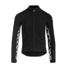 Assos mille gt winter veste de cyclisme blackseries noir