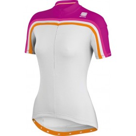 SPORTFUL Allure Lady Jersey White Plum