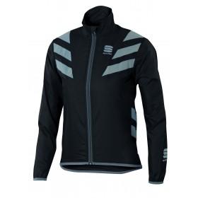 Sportful reflex kids veste coupe-vent noir