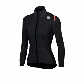Sportful hot pack 6 w veste coupe-vent femme noir