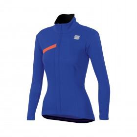 Sportful tempo w veste de cyclisme femme bleu cosmic