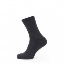 Sealskinz solo merino chaussettes de cyclisme noir