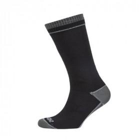 SEALSKINZ Thin Mid Length Sock Black (1111404_001)