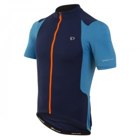 PEARL IZUMI Select Pursuit Jersey SS Blue Depths Bel air Blue