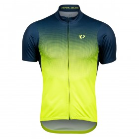 Pearl Izumi Shirt Select LTD Navy/S Yellow Transform