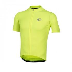 Pearl Izumi select pursuit maillot de cyclisme manches courtes screaming jaune