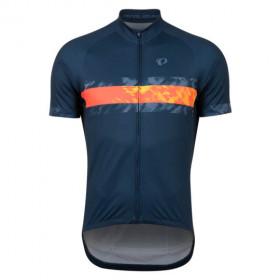 PI Shirt Classic Navy/Fluor Rood Disrupt