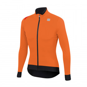 Sportful fiandre pro medium veste de cyclisme orange sdr