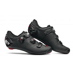 Sidi ergo 5 matt chaussures route noir mat
