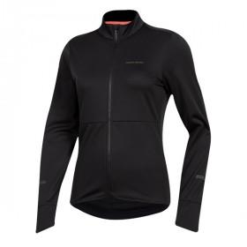Pearl Izumi quest thermal maillot de cyclisme à manches longues femme noir