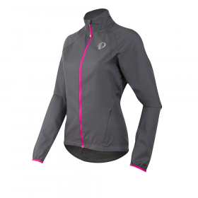 Pearl Izumi elite barrier veste coupe-vent femme smoked pearl gris