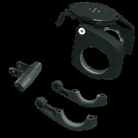 SKS compit support de guidon smartphone noir