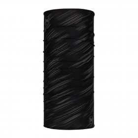 Buff Reflective Chauffe-nuque - R Solid Black