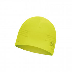 Buff Microfiber Bonnet - Réversible - R Solid Yellow Fluor