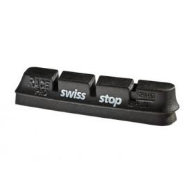 SWISSSTOP Rim Brake Pad Campa Race Pro Black (2Pair)
