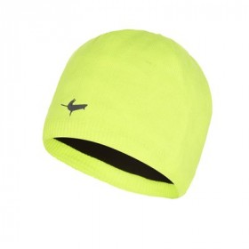 SEALSKINZ Waterproof Beanie Hi Vis Yellow (1311406_001)