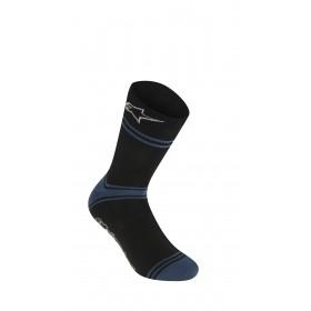 Alpinestars summer chaussettes de cyclisme noir bleu