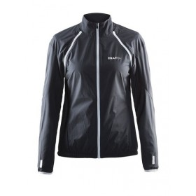 CRAFT Path Convert Lady Jacket Black Platinum