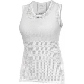 Craft cool mesh superlight vêtement sans manches femme blanc