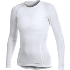 CRAFT Active Extreme RN Lady Shirt LM White