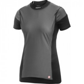 CRAFT Active Extreme WS Lady Shirt KM Black