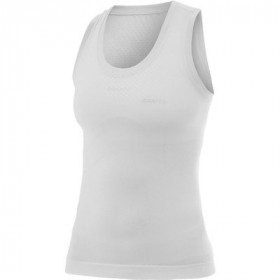 CRAFT Cool Seamless Lady Singlet White