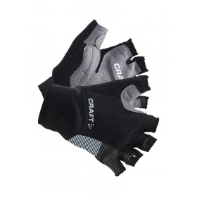 CRAFT Glow Glove Black Silver