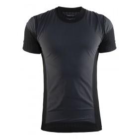 Craft active extreme 2.0 cn ws vêtement manches courtes noir