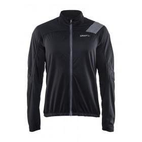 Craft verve veste imperméable noir
