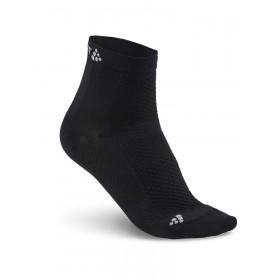 Craft cool mid chaussettes de cyclisme noir