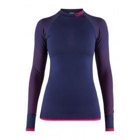 Craft warm intensity CN sous-vêtement femme manches longues fantasy violet rose