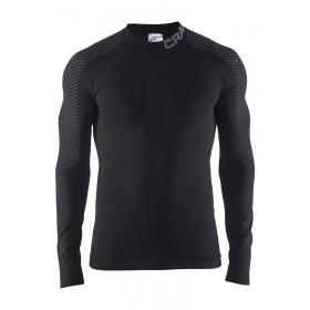 Craft warm intensity CN sous-vêtement manches longues noir gris