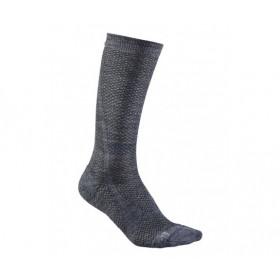 Craft Warm Wool Mid Sock Granite/ Platinum