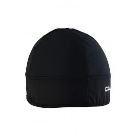 Craft wrap hat bonnet noir