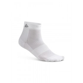 Craft greatness mid chaussettes blanc (3-pack)