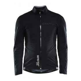 Craft aerotec gtx veste de imperméable gravel noir