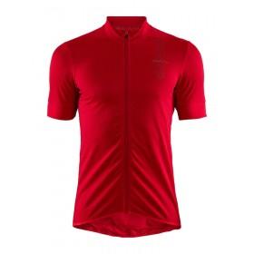 Craft rise maillot de cyclisme manches courtes canyon rouge