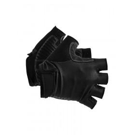 Craft go gant de cyclisme noir