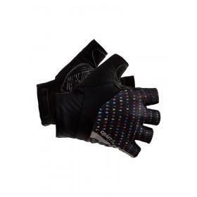 Craft rouleur gant de cyclisme noir multi
