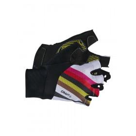 Craft Roleur Glove - Black/Venom