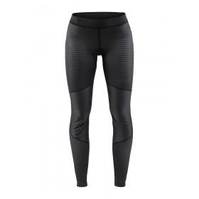 Craft ideal wind cuissard de cyclisme long femme noir