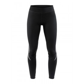 Craft ideal thermal cuissard de cyclisme long femme noir 999000